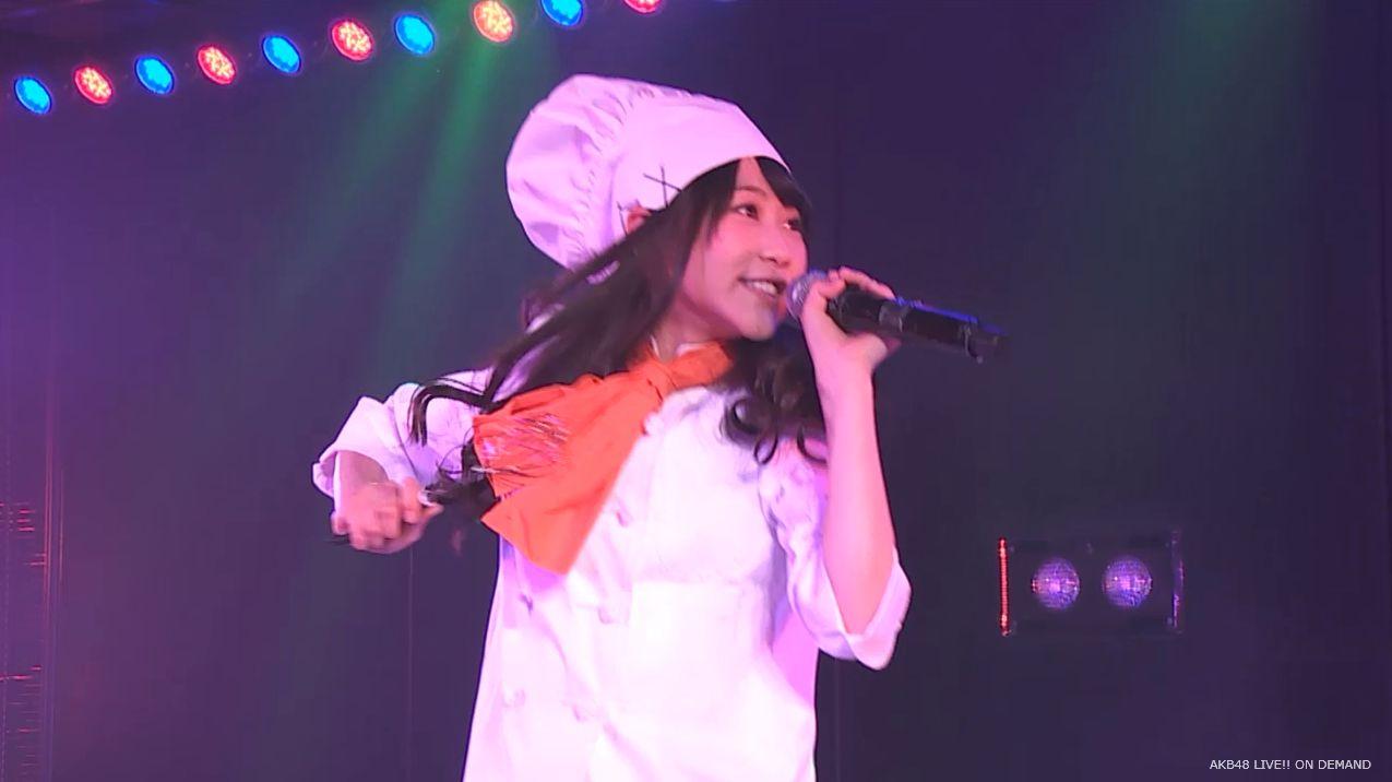 西野未姫 天国野郎 コック 20140618 (10)