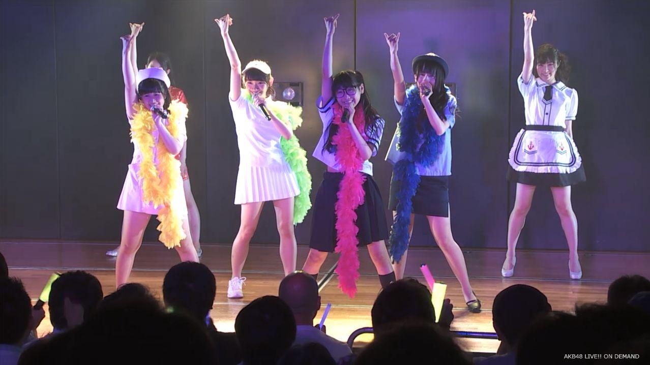 AKB48西野未姫 天国野郎 セーラー服 (33)
