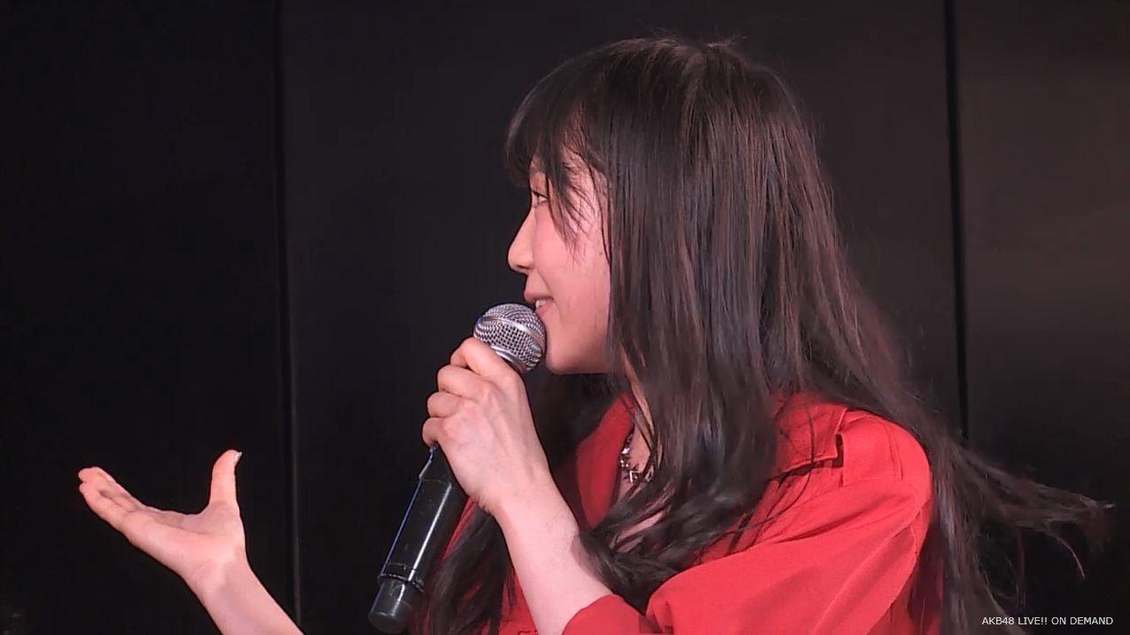 劇場公演 リンゴヘアー 西野未姫 自己紹介MC20140618 (6)