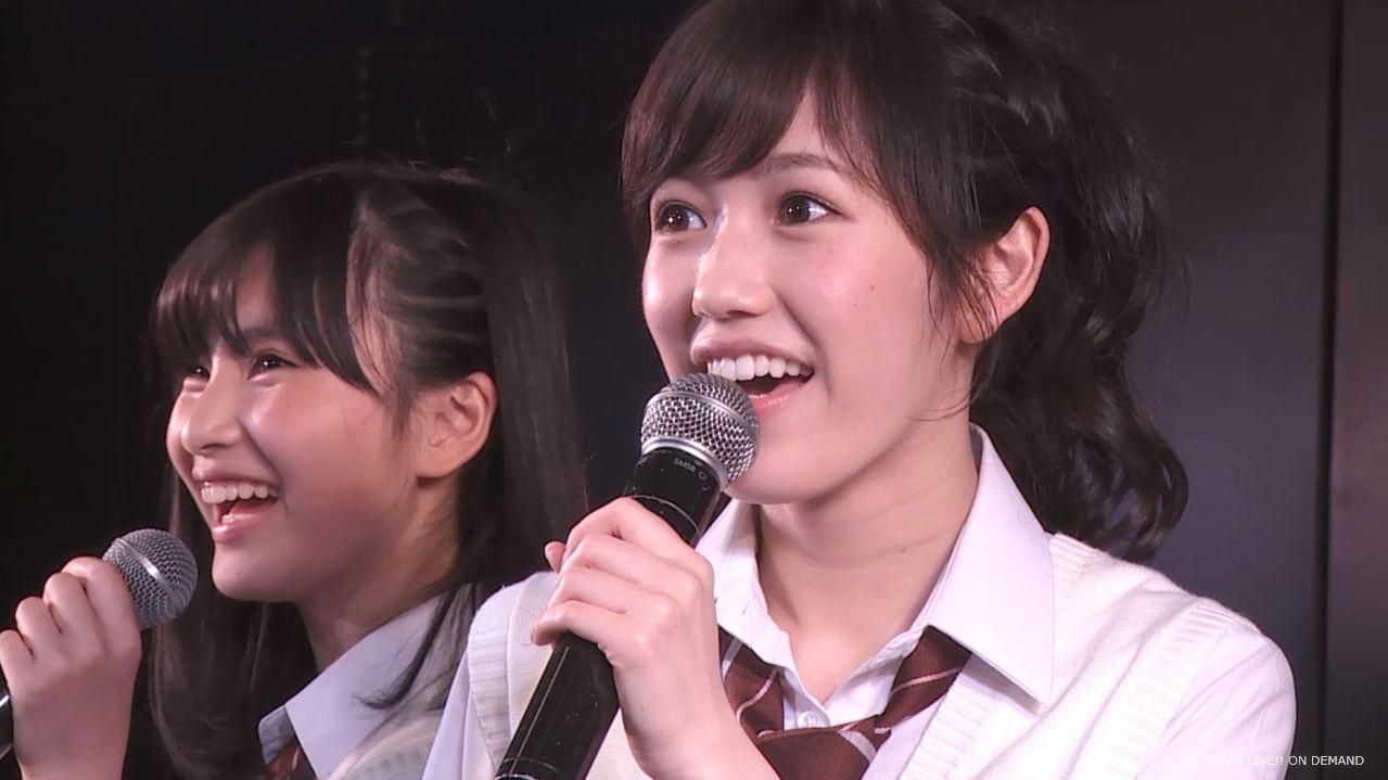 渡辺麻友 チームB公演 20140621 (1)