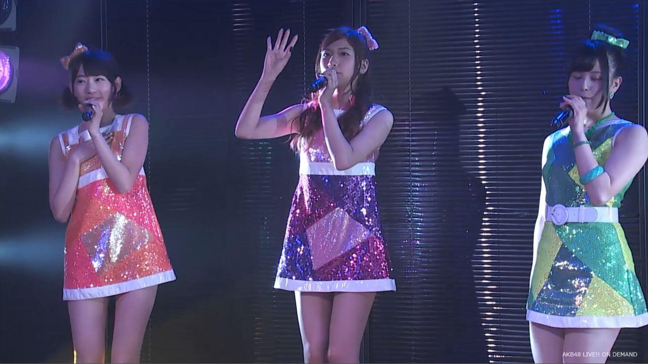 AKB48チームA 宮脇咲良 20140628夜 (5)