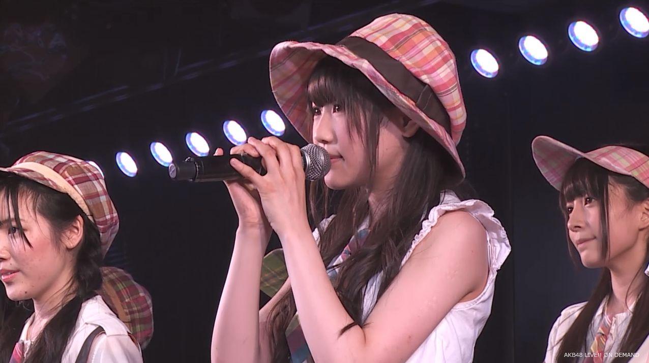 西野未姫 MC 20140626 (5)