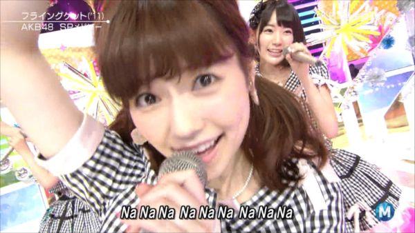 AKB48島崎遥香 MステSP 20140627 (11)_R
