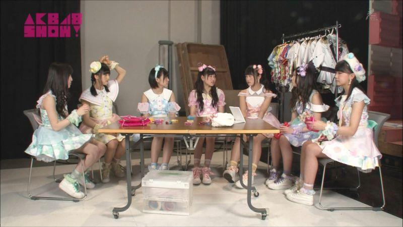 西野未姫ちゃん スマイル神隠し てんとうむchu! AKB48SHOW! R (4)