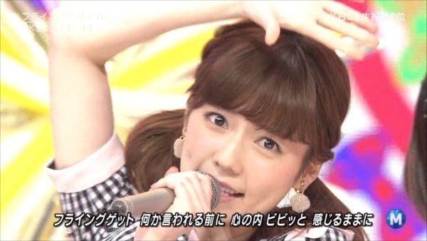 AKB48島崎遥香 MステSP 20140627 (8)_R