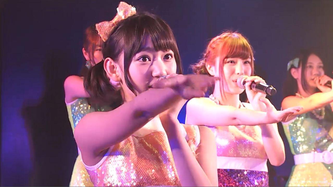 AKB48チームA 宮脇咲良 20140628夜 (18)