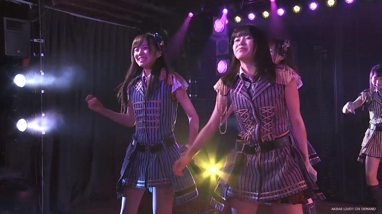 AKB48飯野雅 フル劇場公演デビュー 20140623 (1)