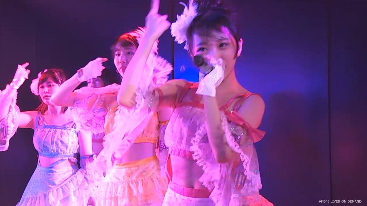 AKB48向井地美音 横須賀カーブ 20140626
