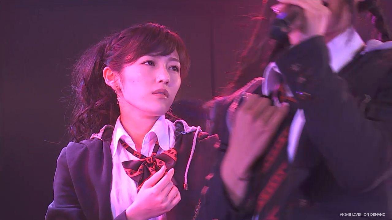 渡辺麻友 劇場公演 two years lator 20140621夜 (1)
