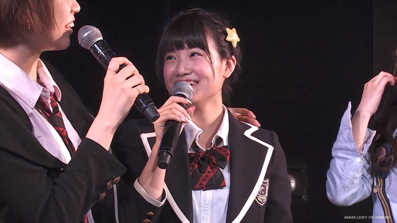 朝長美桜 MC 20140621 (2)