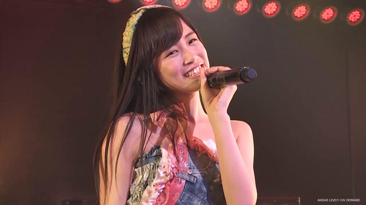 AKB48飯野雅 フル劇場公演デビュー 20140623 (61)