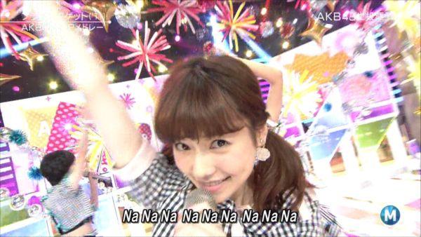 AKB48島崎遥香 MステSP 20140627 (12)_R