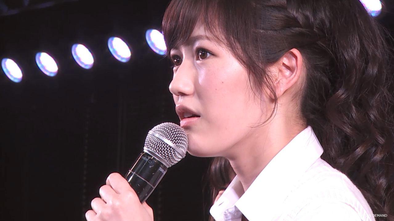 渡辺麻友 チームB公演 20140621 (2)