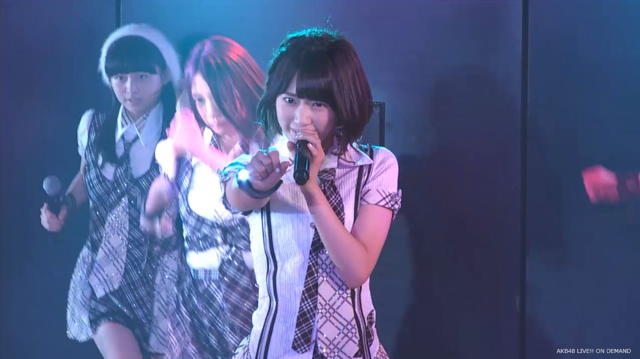 AKB48チームA 宮脇咲良 AKB参上! (7)