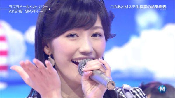 AKB48 渡辺麻友 MステSP20140627 (25)_R