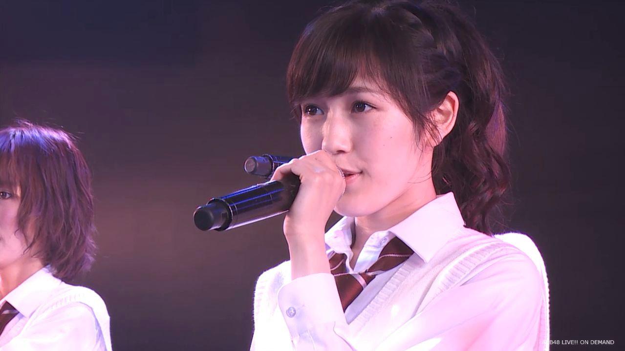 渡辺麻友 チームB公演 20140621 (12)