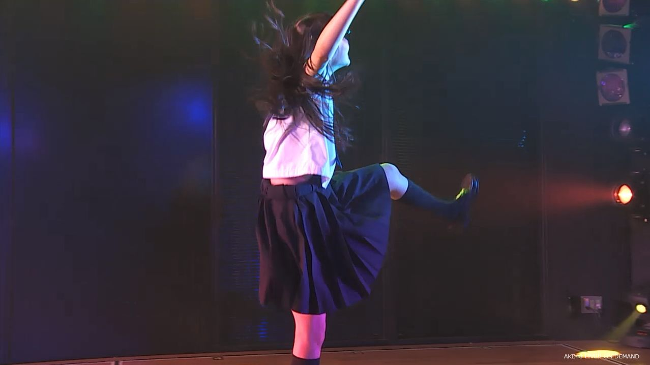 AKB48西野未姫 天国野郎 セーラー服 (13)