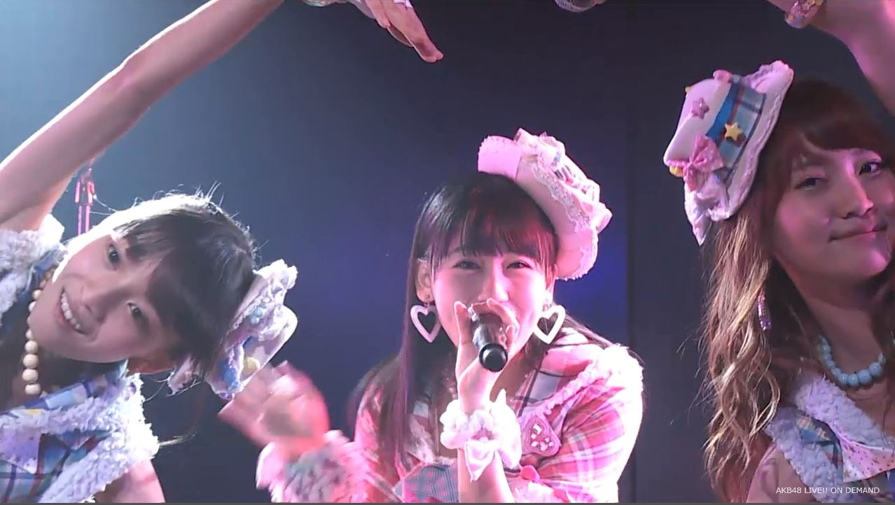 AKB劇場公演小嶋真子 生誕祭6432 (90)