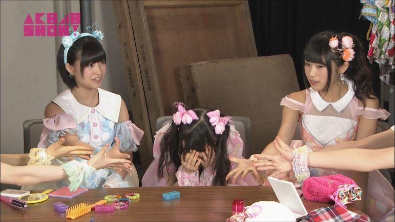 西野未姫ちゃん スマイル神隠し てんとうむchu! AKB48SHOW! R (10)