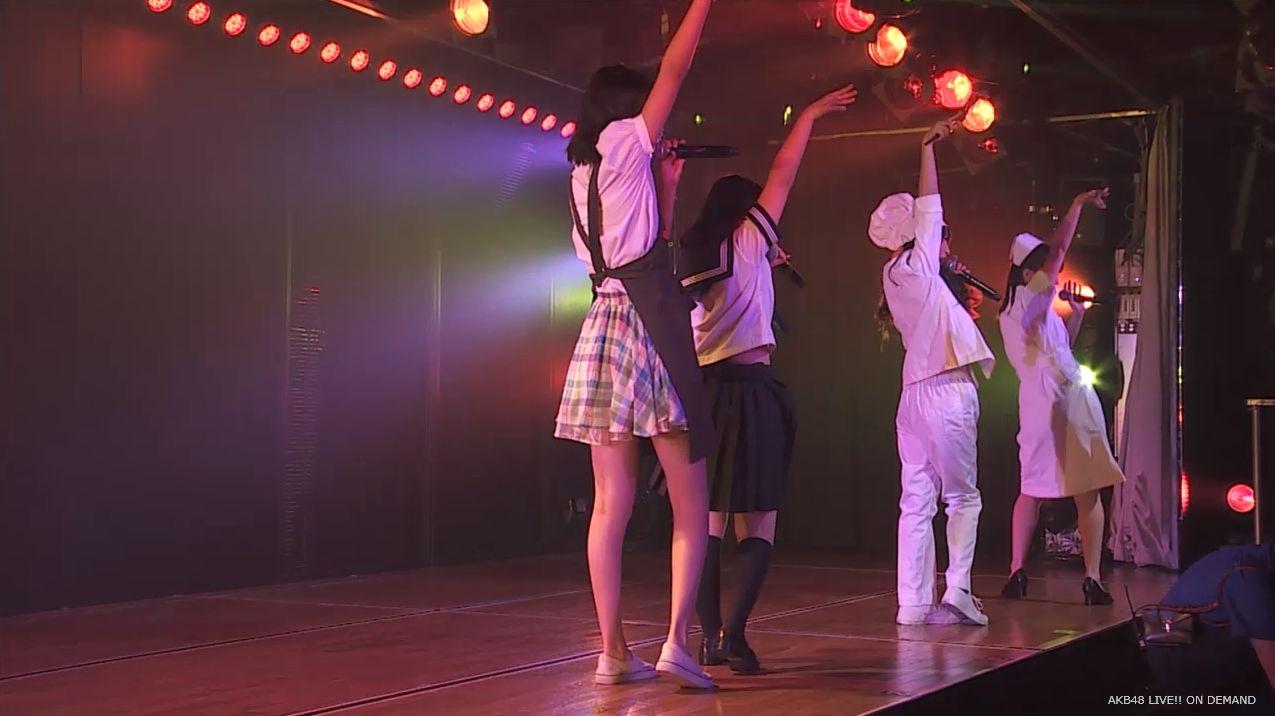 西野未姫 天国野郎 コック 20140618 (13)
