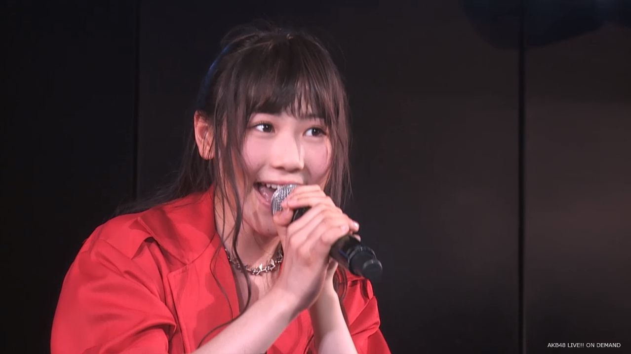 西野未姫 自己紹介MC 20140626 (2)