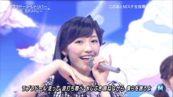 AKB48 渡辺麻友 MステSP20140627 (19)_R