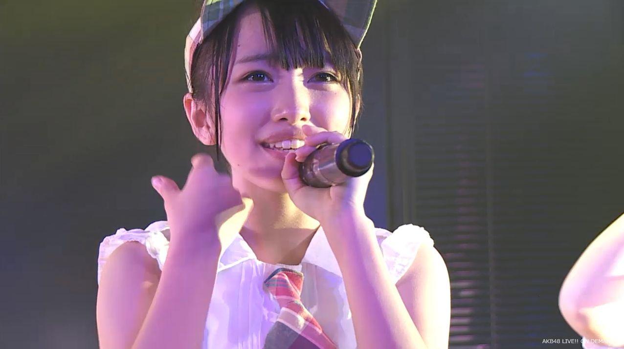 AKB48向井地美音 たんぽぽの決心 20140626 (3)