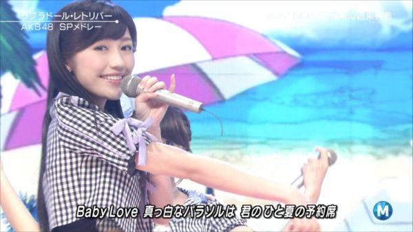 AKB48 渡辺麻友 MステSP20140627 (17)_R