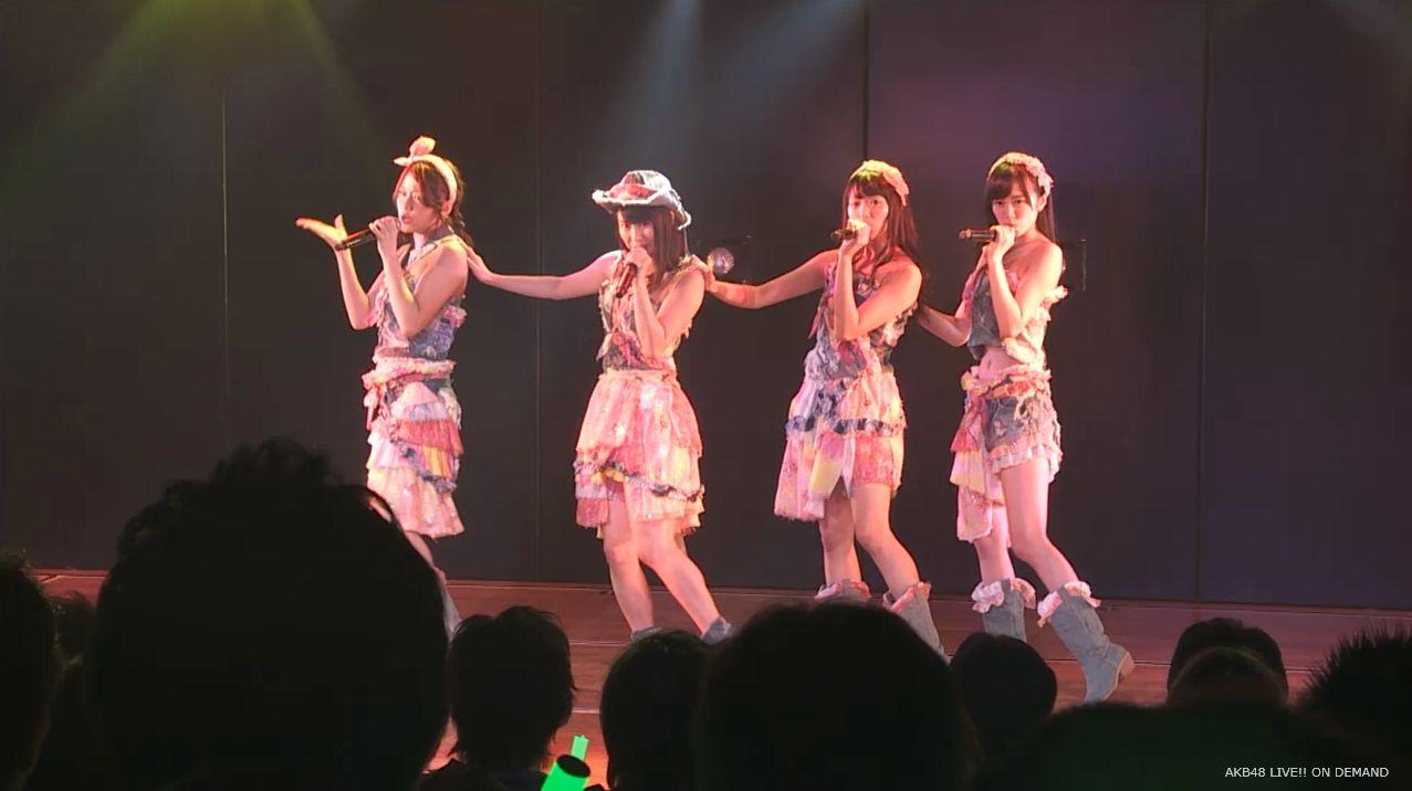 AKB48飯野雅 フル劇場公演デビュー 20140623 (50)