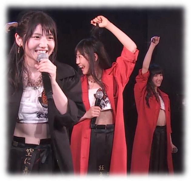 劇場公演 リンゴヘアー 西野未姫 自己紹介MC 20140618