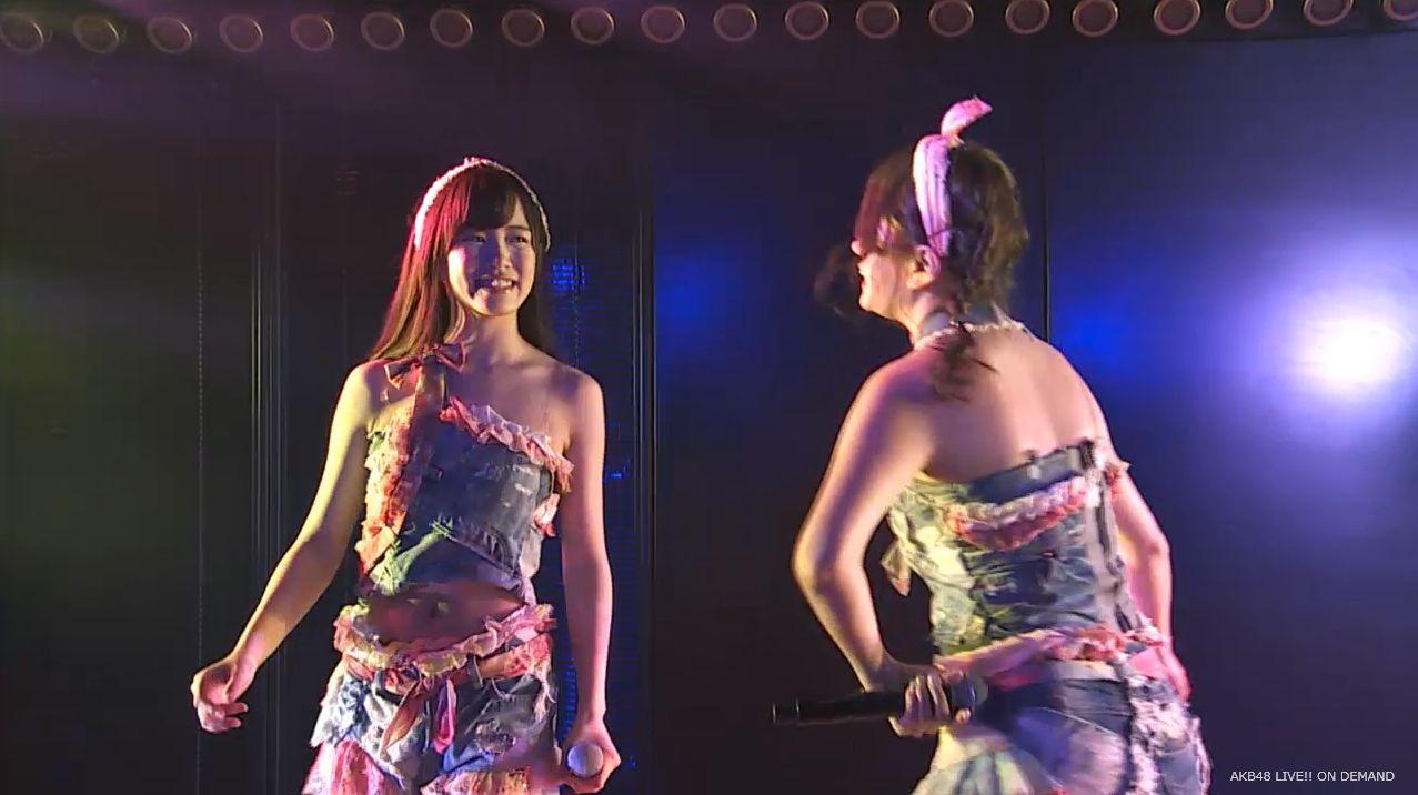 AKB48飯野雅 フル劇場公演デビュー 20140623 (51)