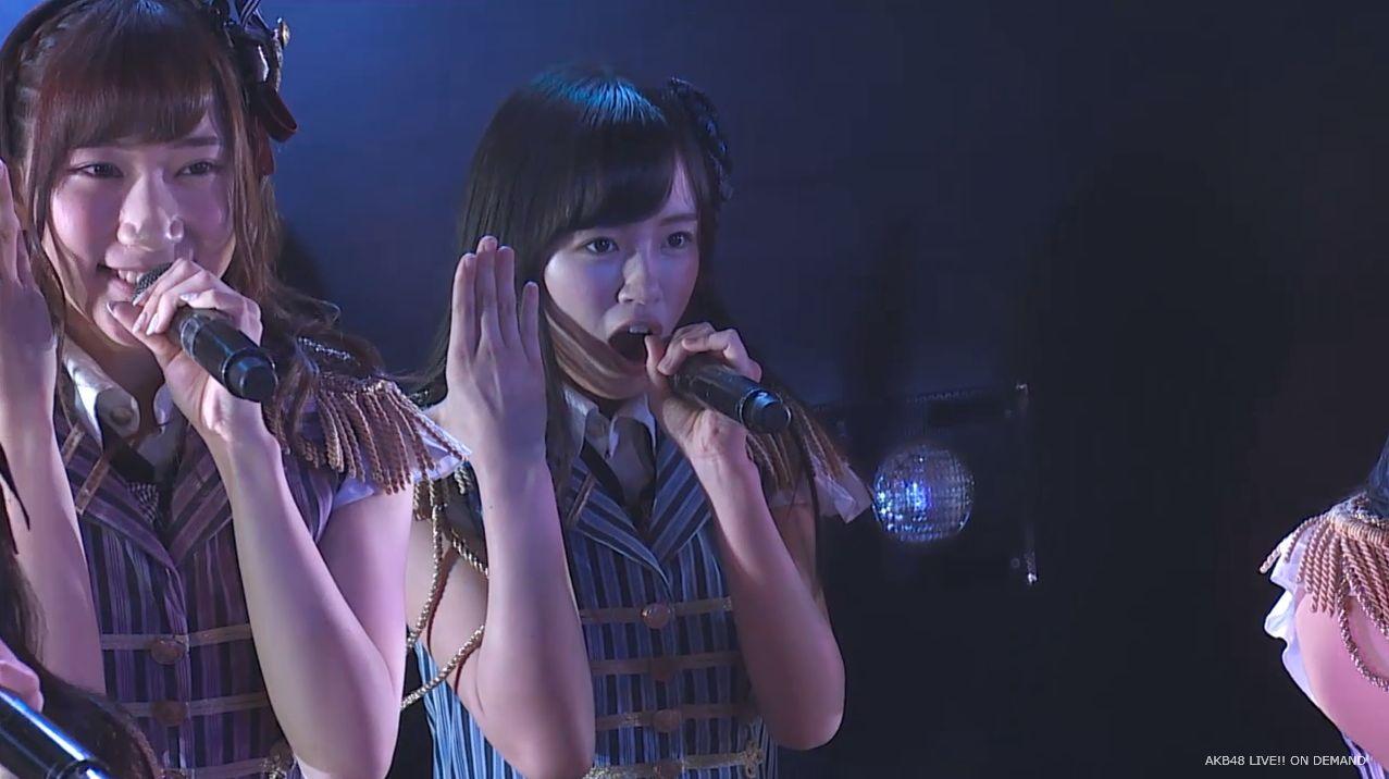 AKB48飯野雅 フル劇場公演デビュー 20140623 (6)