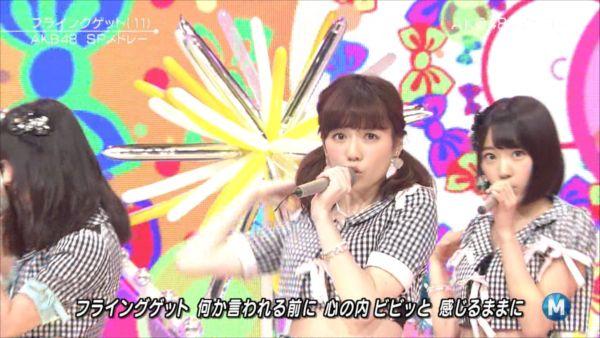 AKB48島崎遥香 MステSP 20140627 (9)_R