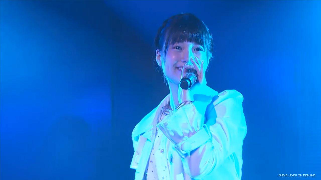 朝長美桜 パジャマドライブ チームB 20140621 (1)