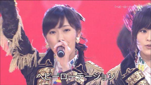 AKB48渡辺麻友 テレ東音楽祭2014 (10)_R
