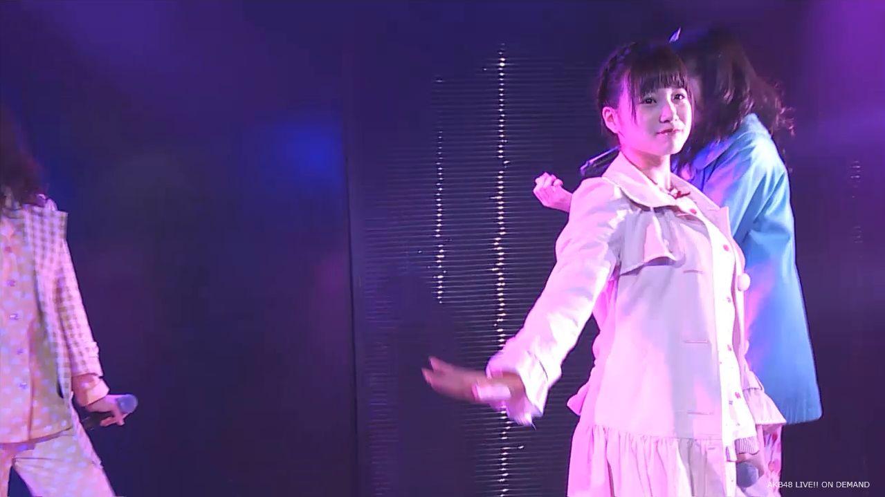 朝長美桜 パジャマドライブ チームB 20140621 (2)