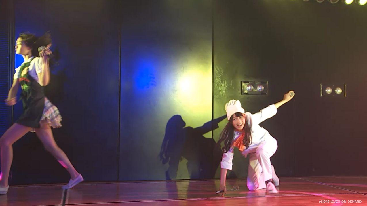 西野未姫 天国野郎 コック 20140618 (2)