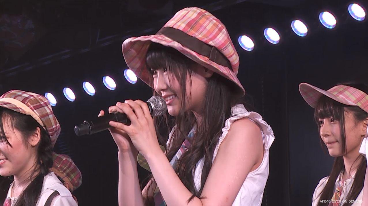 西野未姫 MC 20140626 (1)