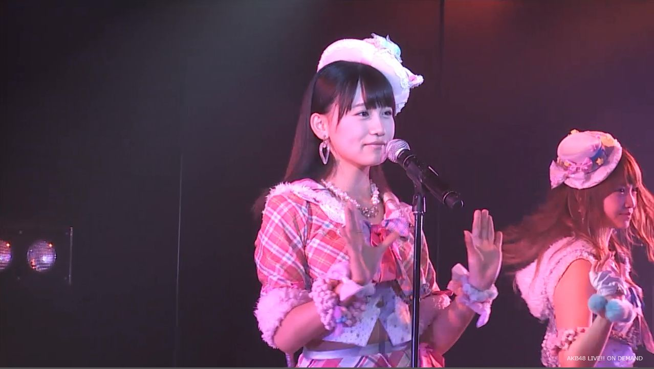 AKB劇場公演小嶋真子 生誕祭6432 (34)