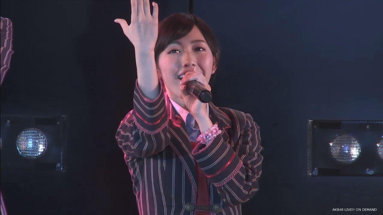 劇場公演 まゆゆ 20140613 (1)