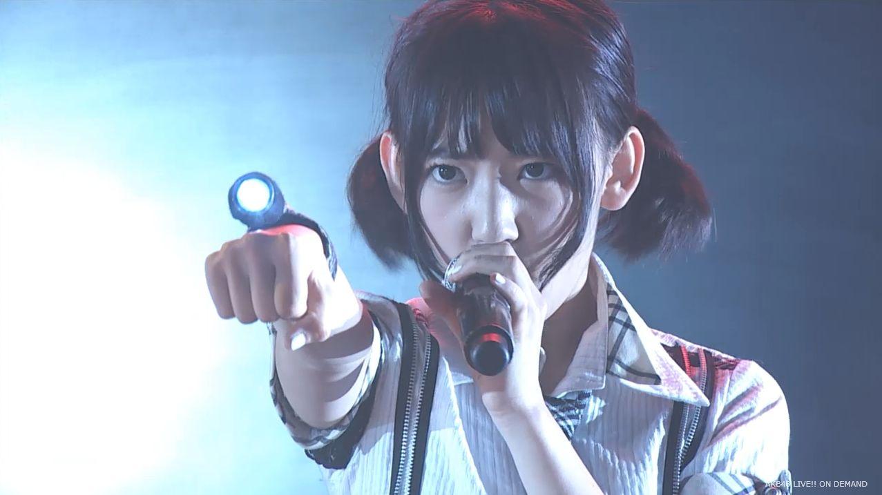 AKB48チームA 宮脇咲良 20140628夜 (275)