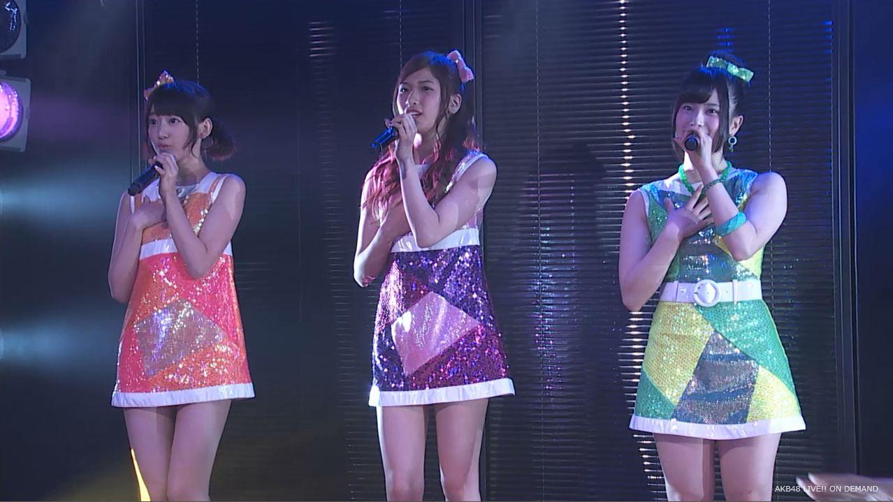 AKB48チームA 宮脇咲良 20140628夜 (9)