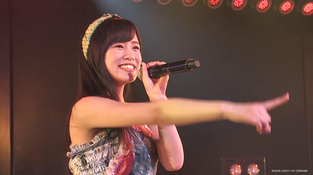 AKB48飯野雅 フル劇場公演デビュー 20140623 (55)