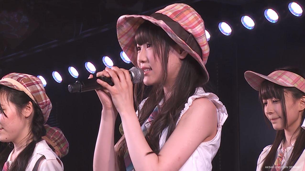 西野未姫 MC 20140626 (3)