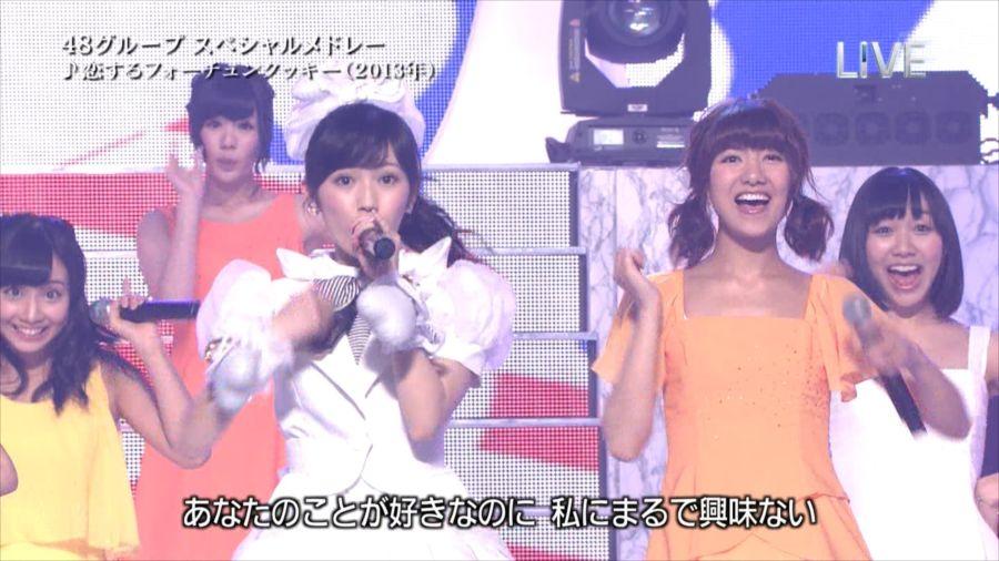 AKB48 渡辺麻友 THE MUSIC DAY 音楽のちから 20140712 (106)_R