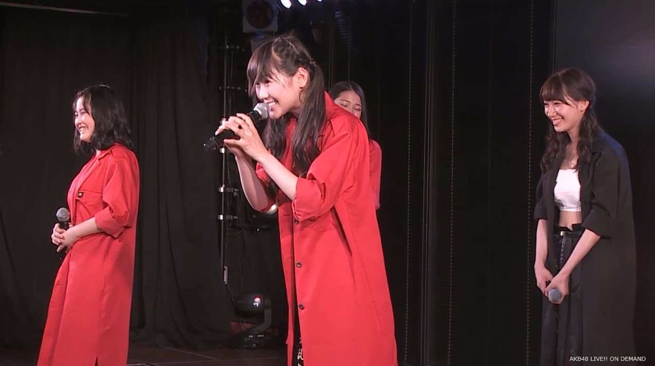 西野未姫 自己紹介MC (2)