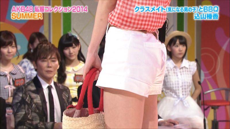 AKBINGO 私服コレクション2014夏 こみはる 20140709 (7)_R