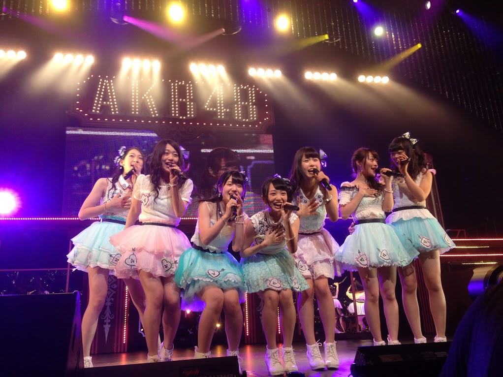 AKB48全国ツアー チーム4和歌山 20140721 (1)