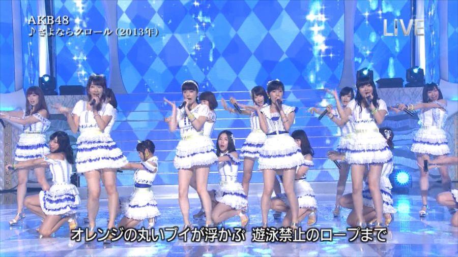 AKB48 島崎遥香 THE MUSIC DAY 音楽のちから 20140712 (11)_R
