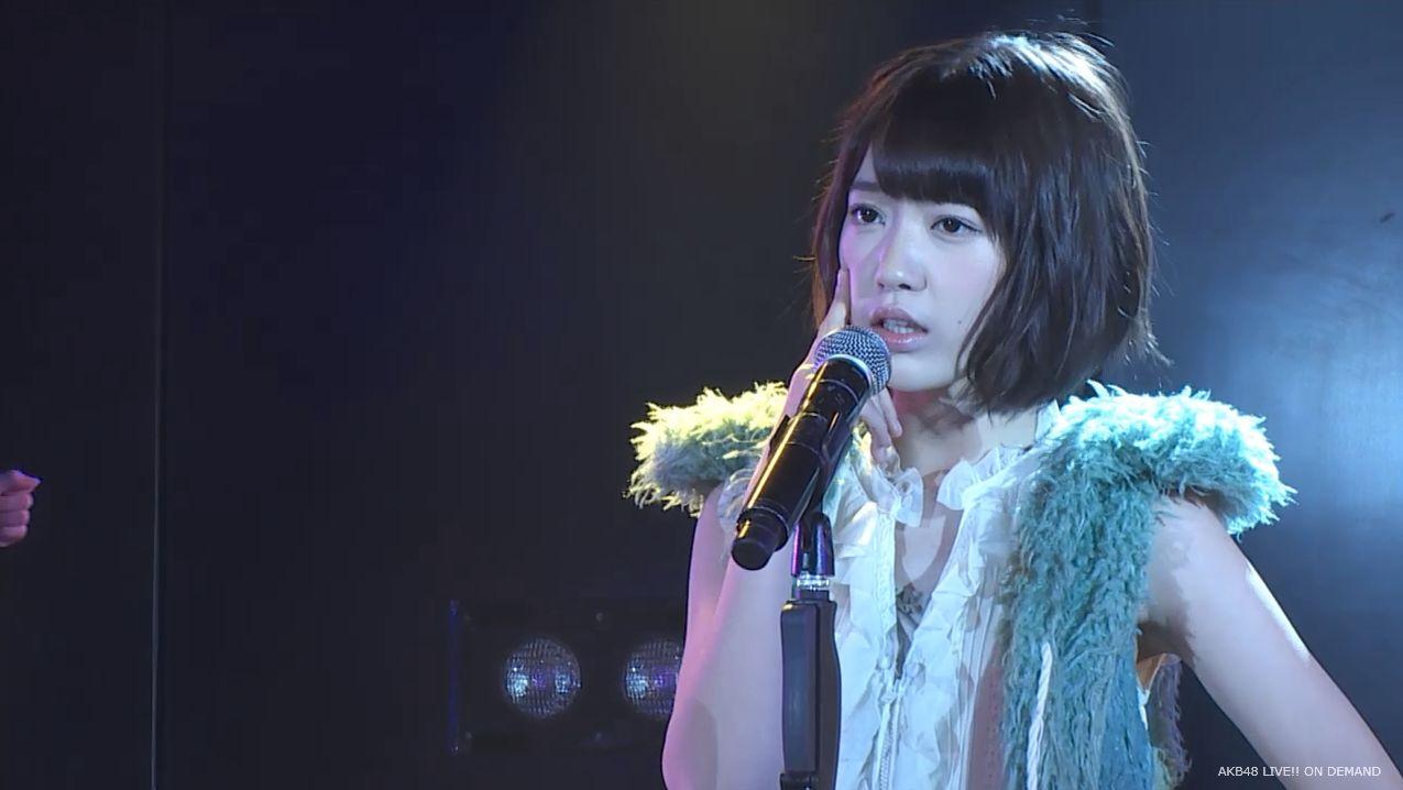 宮脇咲良 ハート型ウィルス チームA公演 20140714 (20)